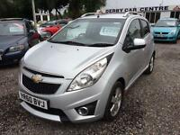 2010 CHEVROLET SPARK 1.2i LT LOW INSURANCE VERY ECONOMICAL 12 MTS WARRANTY AVAIL