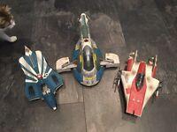 Star Wars battleships x 3