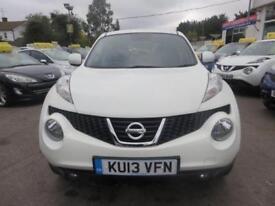 2013 Nissan Juke 1.6 16v Acenta 5dr (start/stop)