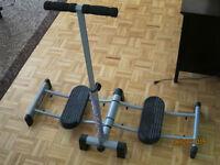 Leg Magic X Exercise Machine
