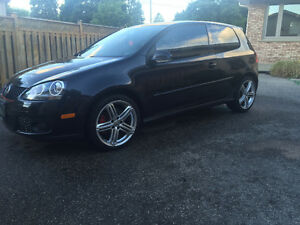 2007 Volkswagen GTI Golf Coupe (2 door)