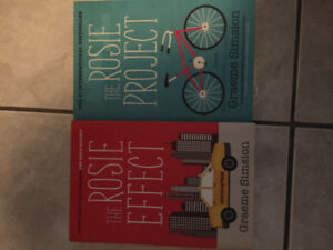 The Rosie Project Books