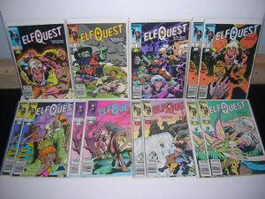 For Sale: Marvel Comics Elfquest (Entire Series) Gatineau Ottawa / Gatineau Area image 2