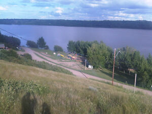 Blackstrap lot for sale with great lake view