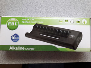 EBL Alkaline Battery Charger