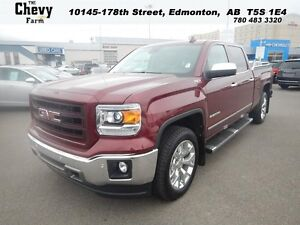 2015 GMC Sierra 1500 SLT   Camera-Heated  Air Conditioned Seats