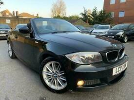image for 2011 BMW 1 Series 118i M SPORT Auto CONVERTIBLE Petrol Automatic