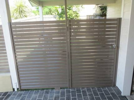Aluminium Quality Privacy/Batten Screens West Ipswich Ipswich City Preview