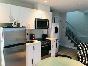 Nice brand new 2 bedrooms laneway house to rent