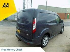 2014 14 FORD TRANSIT CONNECT 1.6 200 TREND PANEL VAN 114 BHP NO VAT NO VAT NO V