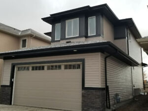 Must see - brand new builder home for sale in leduc