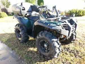 2007 Yamaha 700 Grizzly EPS FI for sale