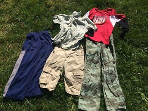Boys size 10-12 clothes lot 1 Kitchener / Waterloo Kitchener Area image 1