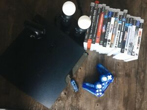Sony PlayStation 3 (games included)