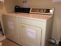 washer-dryer perfect working condition