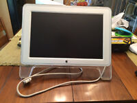 2003 20-Inch LCD Monitor Apple Mac. $25 Orleans Pick Up.   Scre