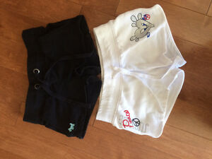 Girls sporty shorts Joshua Perets and Justice