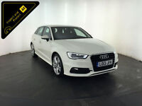 2013 AUDI A3 S LINE TDI 5 DOOR HATCHBACK 148 BHP 1 OWNER FINANCE PX WELCOME