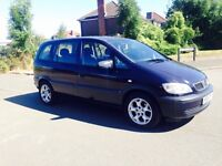 ZAFIRA 2004-DIESEL-2.0 DTI-7 SEATER IMMACULATE-DRIVES LIKE NEW-LONG MOT-FULL SERVICE-HPI CLEAR-CLEAN