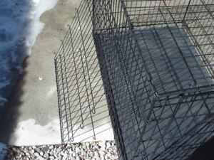 "Precision dog cage 42"" l x 30""h x 27"" w ,,PUPPY divider"