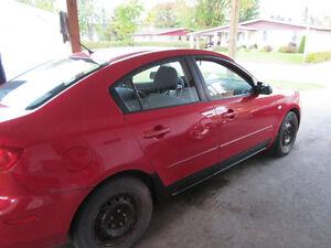 2005 Mazda Mazda3 GS Berline