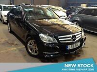 2013 MERCEDES BENZ C CLASS C220 CDI BlueEFFICIENCY Executive SE 4dr Auto