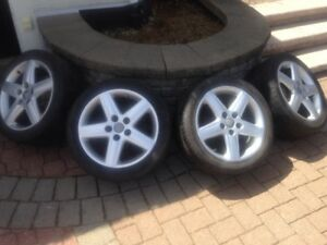 4 mags Audi A4
