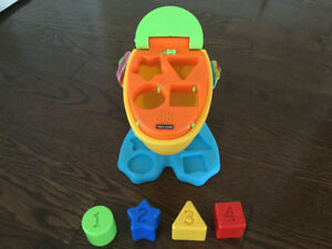 Baby toys each picture $10