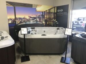 Jacuzzi hot tub sale largest rebate ever on in stock hot tubs