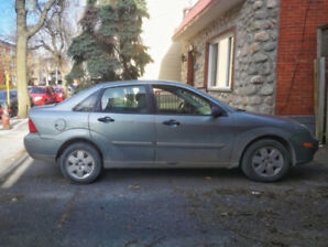 Ford Focus SE ZX4 122000km