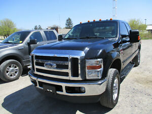 2009 Ford F-250 DIESEL 4X4 EXTEBDED 8 FT BOX