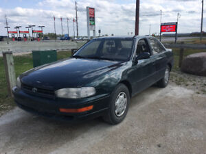 1994 Toyota Camry New Safety
