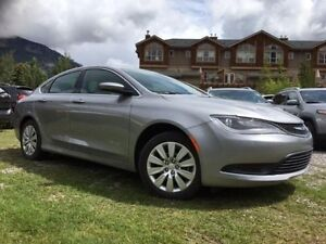 2016 Chrysler 200 LX * FLEET CANCELLATION SALE *