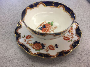 Royal Albert Aden (?) cup and saucer $25 or best offer