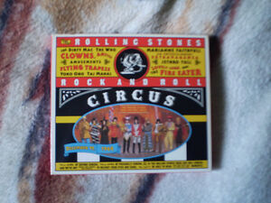 cd rolling stones rock and roll circus