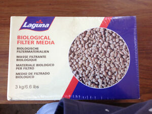 New Laguna Biological filter media