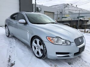 2009 Jaguar XF Supercharged Sedan - Nav, camera, leather, roof