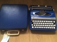 Imaculate condition Calypso Type Writer Vintage