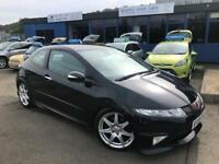 Honda Civic I-Vtec Type R Gt Hatchback 2.0 Manual Petrol