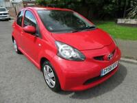 2006 TOYOTA AYGO 1.0 VVT-i AYGO+ MANUAL PETROL 5 DOOR HATCHBACK