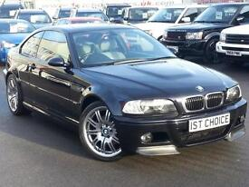 2003 BMW M3 M3 COUPE SMG FANTASTIC LOW MILEAGE GREAT LOOKING WITH A GREAT PLA