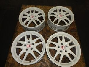 JDM HONDA INTEGR CIVIC TYPE-R OEM  DC5 WHEELS 17X7  5X114.3