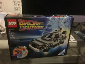 Lego back to the future 21103 neuf West Island Greater Montréal image 1