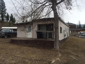 Elkford mobile home for rent.