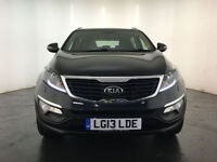 2013 KIA SPORTAGE 3 CRDI ESTATE DIESEL 1 OWNER SERVICE HISTORY FINANCE PX