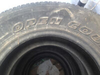 Open Country H/T LT265/70R17