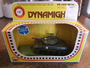 Dynamights Tank