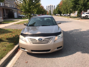 VERY Low kms 2007 Toyota Camry LE