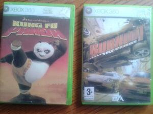 Jeux xbox 360 / playstation 2 et PSP