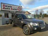 2010 LAND ROVER FREELANDER 2.2 TD4 SPORT LE - 105,643 MILES - AUTOMATIC